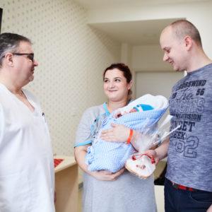 Moja pôrodnica - Nemocnica Svet zdravia Humenné
