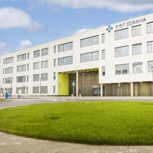 Urgentný príjem nemocnica Michalovce