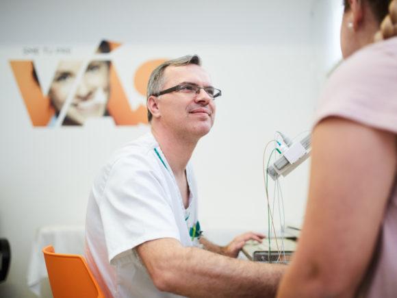 Neurologická ambulancia v nemocnici Svet zdravia Žiar nad Hronom