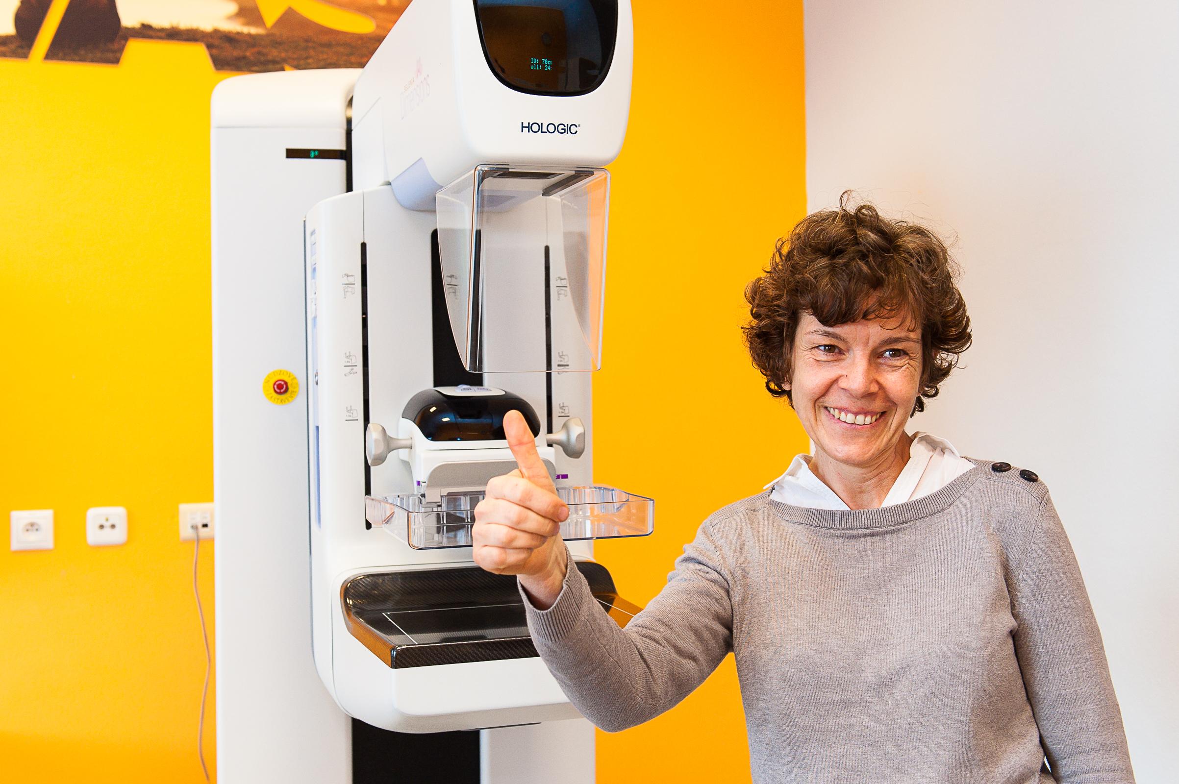 Alena Demianová je jednou z pacientiek banskobystrického mammacentra