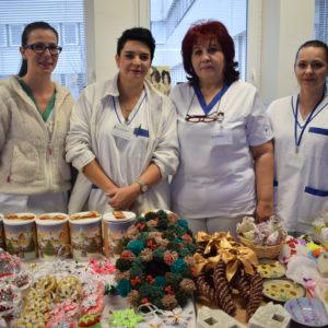 Handmade burza v Nemocnici Svet zdravia Trebišov (1)