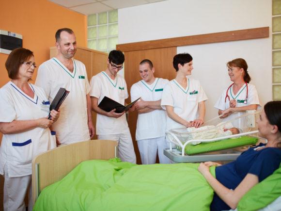 V žiarskej nemocnici sa vlani narodilo vyše 700 detí.