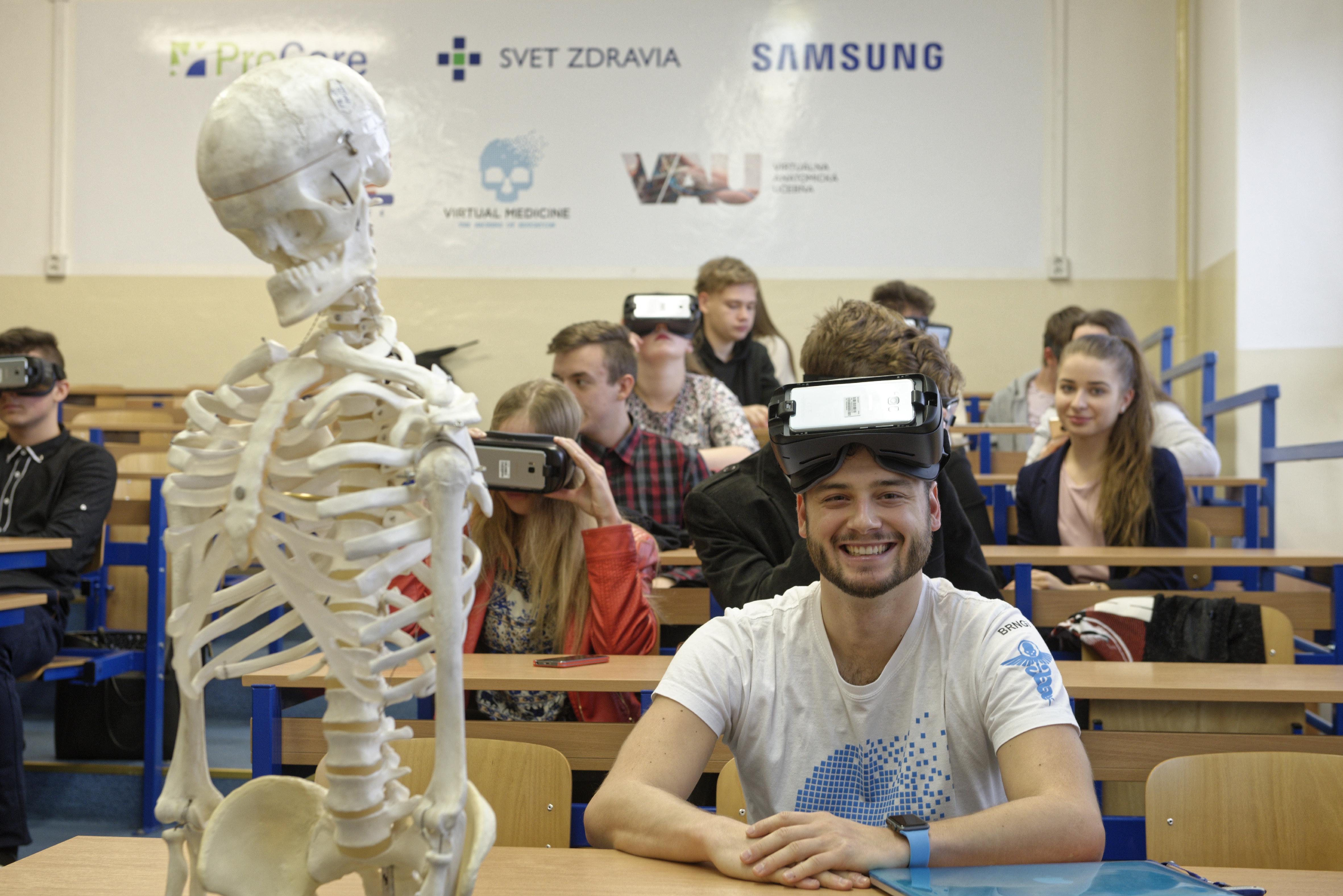 Virtuálna anatomická učebňa
