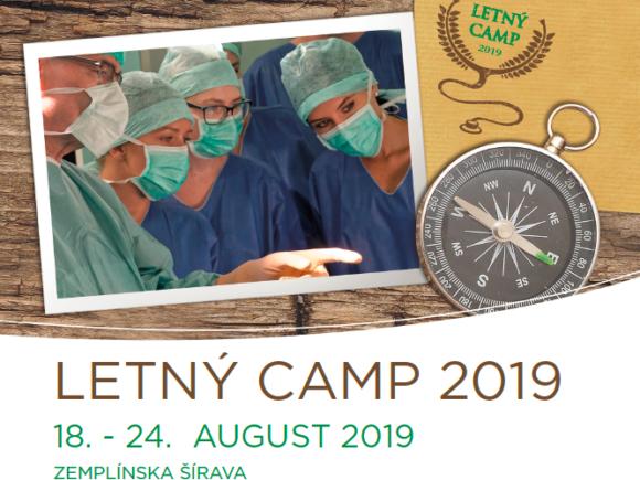 Letný camp 2019
