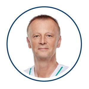 MUDr. IVAN TURČAN, PhD., primár onkochirurgického oddeleniaMammacentra sv. Agáty v Banskej Bystrici