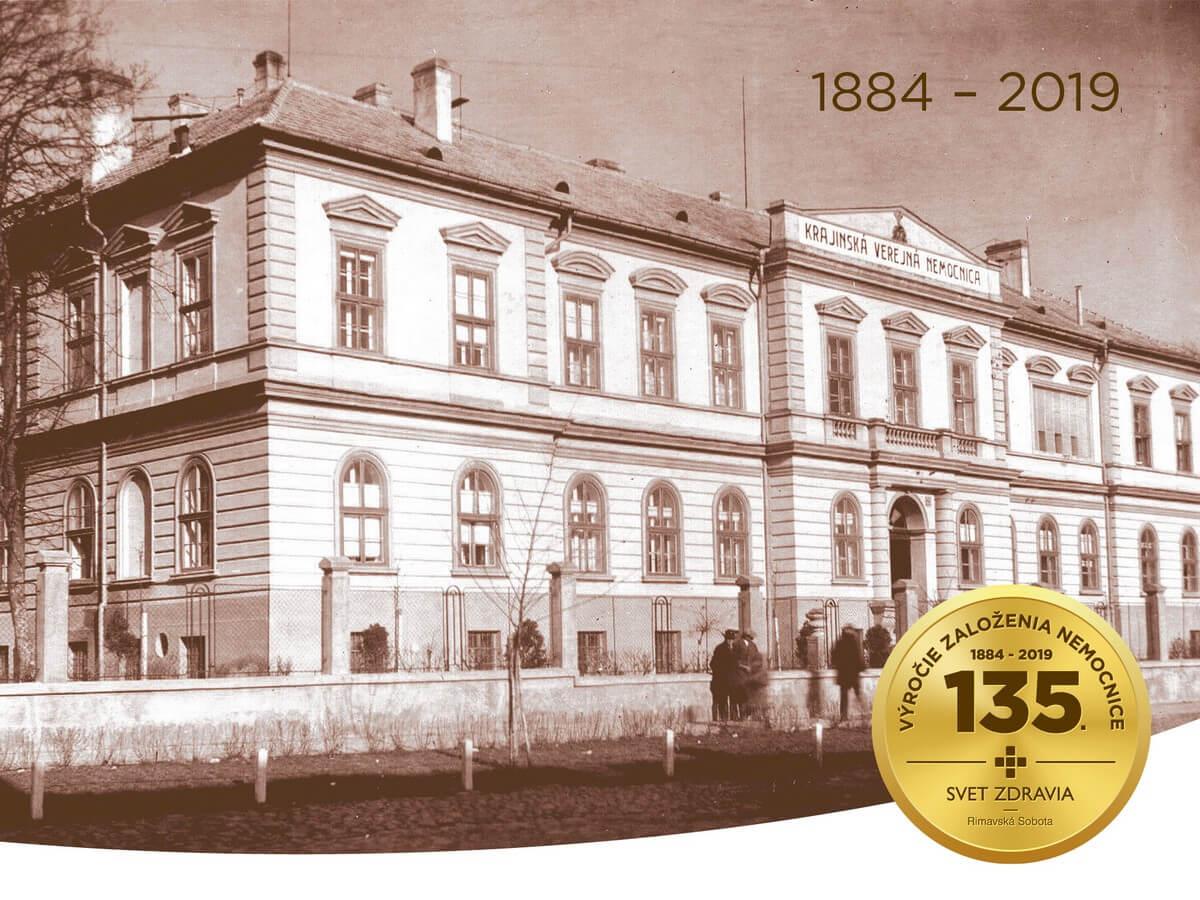 Historické fotografie rimavskosobotskej nemocnice