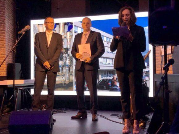 Vranovska nemocnice ziskala hlavnu cenu medzi najlepsimi projektami energetickej efektivnosti - Efektia 2019