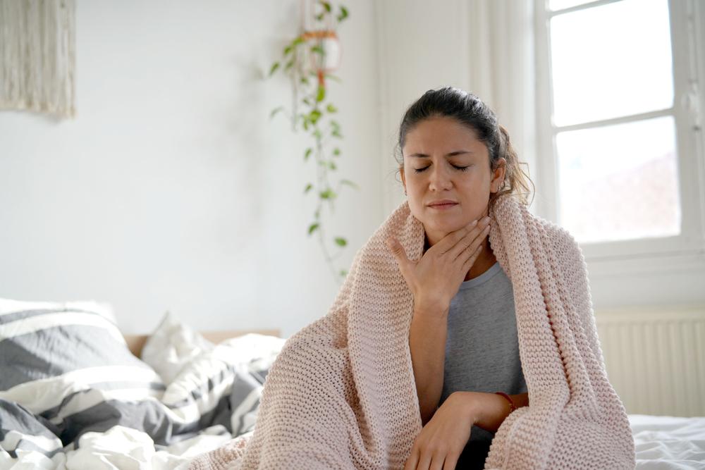 chripka koronavirus bolest hrdla ockovanie procare