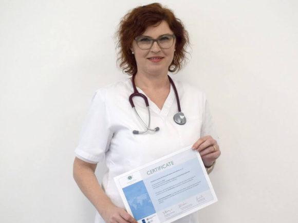 MUDr. Slezáková Júlia - nutrution day