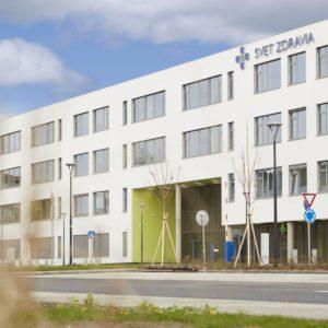 Michalovská nemocnica oslavuje druhé narodeniny