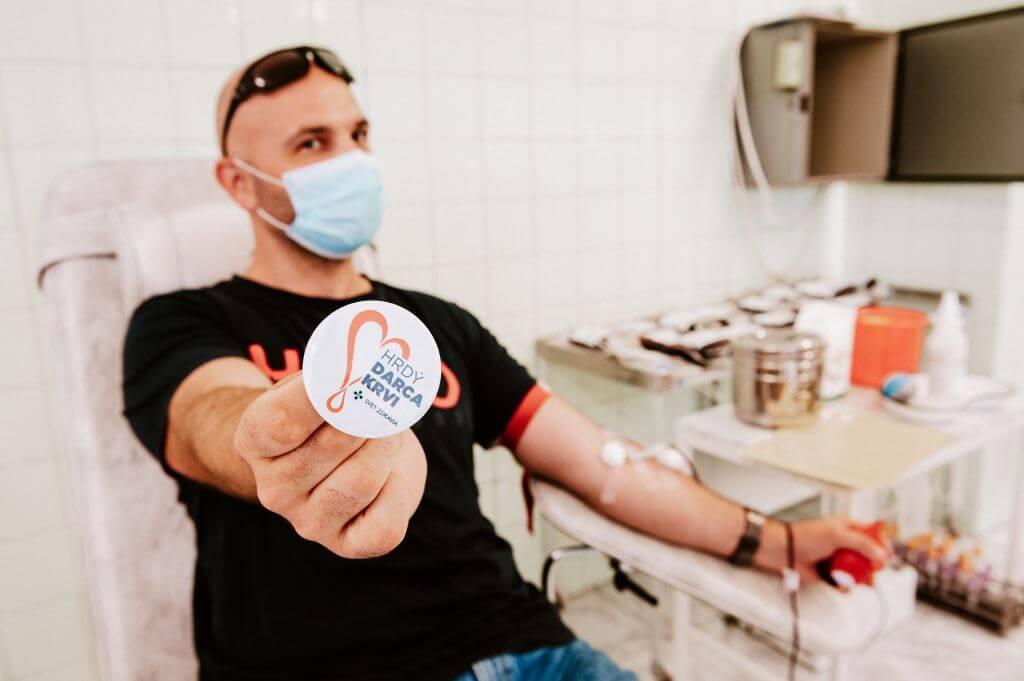 Darovanie krvi za peniaze birdz