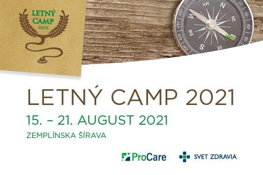 Letný camp 2021